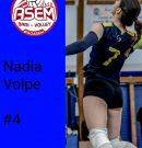 Nadia Volpe chiude il reparto schiacciatori