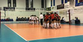 Serie C femminile: sconfitta inaspettata ad Acquaviva. Serie C maschile ancora una sconfitta.