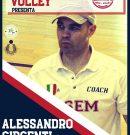 Alessandro Girgenti alla guida della serie C e dell'under 19
