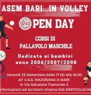 Open day Asem… IN VOLLEY!
